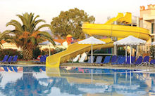 Mitsis Roda Beach Resort in Roda